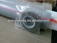 Adhesive silicone rubber tape