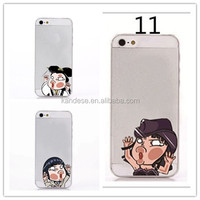 Products china Fashion Cute Cartoon portraits Hit the glass Pattern PC Hard mobile phone case for OPPO 9007/find7