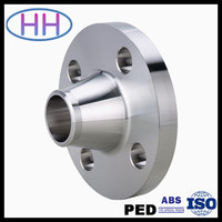 ANSI Standard Class 2500 Long Weld Neck Flange RF With ABS & CE Certification