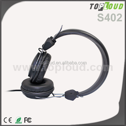 On-Ear Lightweight Stereo Headphones Volume Limited Wired Headphones for Children Stretchable Adjustable kids headphone
