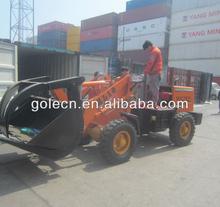 cheap price zl10 mini loader front end loader on hot sale