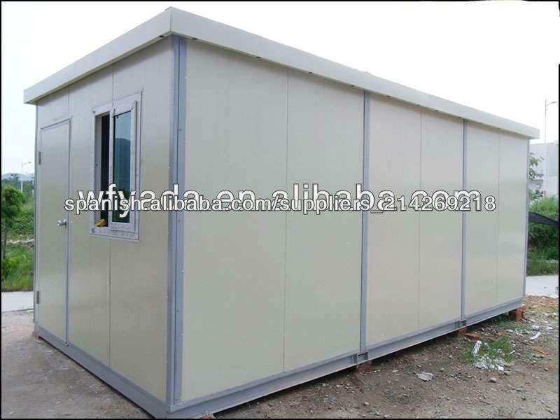 Prefabricada casa contenedor modular vida prefabricados - Casa prefabricada modular ...