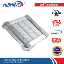 2014 new! COB high power IP65 120w led tunnel effect light CE/ROHS/UL Gas Station LED