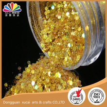Special new coming glitter flake nail polish