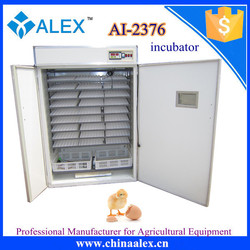 automatic temperature &humidity control cheap poultry egg incubators China