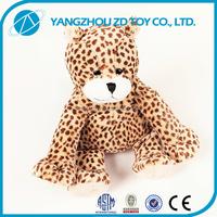 kids lovlely fluffy stuffed christmas decoration innovative toys for children