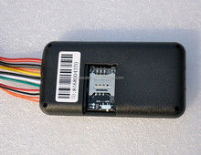 Cheap gps tracker gps tracking ! Mini car Vehicle GPS Tracker with Cut off fuel / Stop engine / GSM SIM alarm