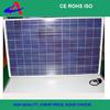 190W solar panel solar module PV photovotaic factory from China