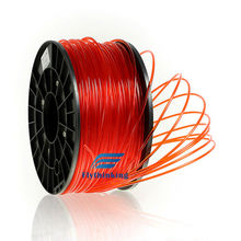 abs 1.75mm filament in plastic Rods