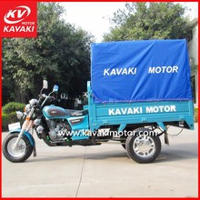 Chinese Cheap Motorcycle Tricycle Brand 500KGS Cargo Tricycle Plus Rear Waterproof Canvas For Protection