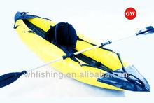 slalom caiaque de pesca