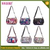Vivisecret Fashion leisure shoulder bag custom printed nylon messenger bag