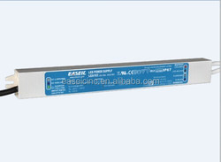 Waterproof led driver IP67 36W constant voltage 24V UL,CUL,TUV,CE certification