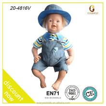 Ingrosso forniture bambola baby doll rinato/baby doll felice/bambole che sembra vero