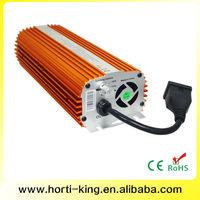 3 years warranty hydroponics Dimmable 600w balastro electronic