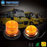 Top quality led warning strobe lights 12v 24v cheap strobe lights for School bus Fire engine Police cars Rescue vehicle