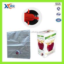 Wine bag in box holder