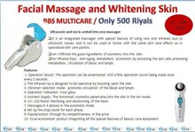 Facial Massage and Whitening Skin