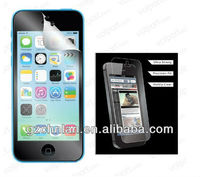 for iPhone 5c phone accessories anti shock screen protector,made in China
