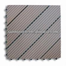 Hot sale wpc deck/wood plastic deck/garden plactic wood floor/wpc flooring