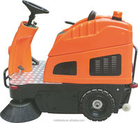 2015 factory warehourse clean machine , Electric road sweeper manufacture in china