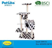 Top Sale Cat Furniture Mich Cow Print Cat Climbing Tree