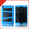 high quality products V kickstand hybrid tablet case for ipad mini 4
