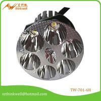 universal 12V-80V aluminum alloy material led headlight for bajaj 150cc pulsar motorcycle