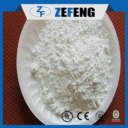 Verfied supplier Mf:ZnO Zinc oxide white powder Made in China