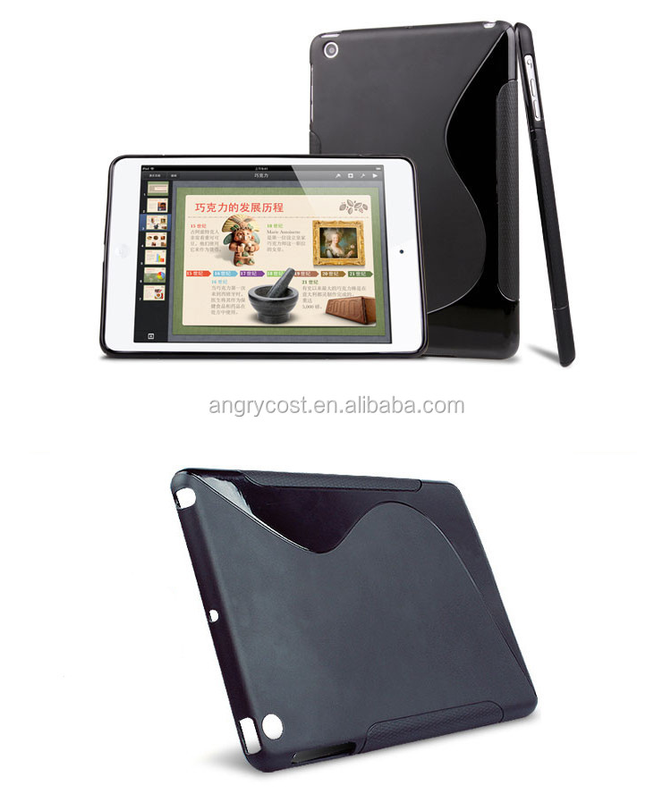 Super Ultra Thin Slim Smart Tablet Case Cover With Card Slots For Apple iPad mini