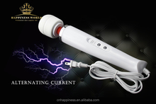 Electric Shock Vibrator Adult Novelty Lifelike Sex Products For Women