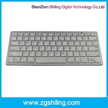 New design X5 wireless bluetooth keyboard with stand for ios/andriod/windows three system universal tablets PC