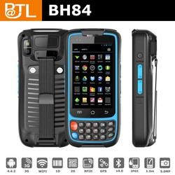 Cruiser BH84 scd38 android 4.4.2 Sun Light Readable 5000 MAH military outdoor tablet pc with nfc