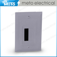50A small residential indoor single phase three wire customized commercial pluge-in load centers & modular enclosures