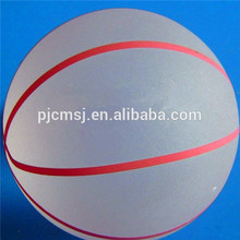 Wholesale Crystal Balls,crystal basketball For home decoration and souvenir