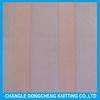 stripe style polyester spandex mesh fabric for T-shirt