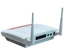 WIFI GPON ONT 4GE+2POTS+WIFI New attractive housing Huawei HG8245 Home gateway compatible with huawei zte optical network unit