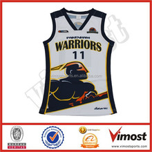 supplying custom sublimation basketball top jerseys 15-4-21-4