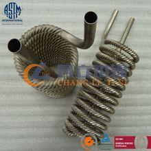 ASTM B338 Condenser bourdon titanium tube