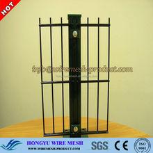 plastic balcony fence/galvanized sheet metal fence panel/cast iron fence ornaments