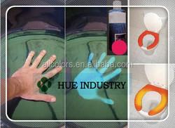 Temperature Reactive Color Changing Pigment, Heat sensitive pigment, temperature sensitive pigment, paint