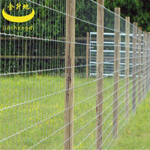 China Anping County cattle mesh fence construction