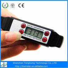 Digital Cooking Food Probe Thermometer For BBQ/Steak/Beef
