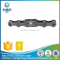 Good Quality Small Pitch Alloy Steel Escalator Step Chain
