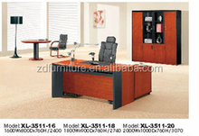 SGS and ISO9001 Certification wooden office desk cheap office tables (XL-3511-16)