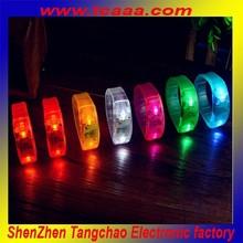 wholesale led personalized bracelet party decoration