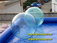 Airtight brand water ball, new product Inflatable Water Toys, human water ball from China factory