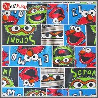 100 cotton combed cheap flannel fabric for children