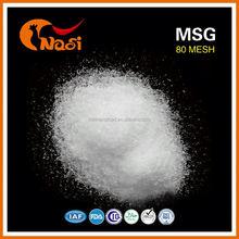 Kalite 99% saflıkta baharat monosodyum glutamat