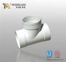 Universal joint coupling for PVC pipes